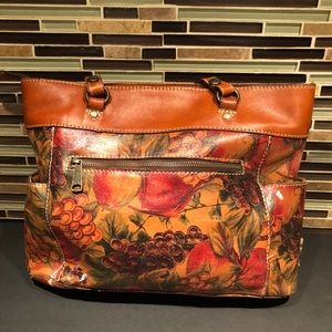 Patricia Nash Bags - Patricia Nash Fruit And Floral Tote